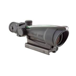 Trijicon ACOG Rifle Scope - 3.5x35mm DI Green Horseshoe .308 Reticle TA51 Mount