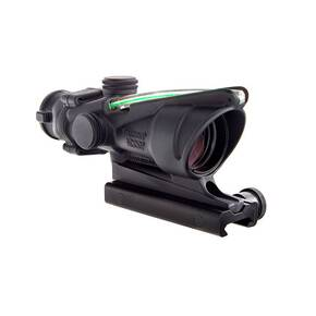 Trijicon BAC ACOG 4x32mm Scope - Dual Illuminated Green Crosshair 300 BLK Reticle w/ TA51 Mount