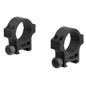 Trijicon AccuPoint Rifle Scope Standard Steel Rings - 30mm