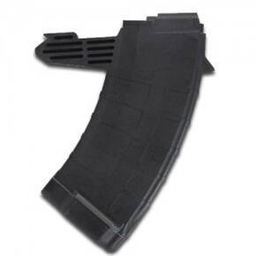Tapco Intrafuse SKS Detachable Magazine 7.62x39mm Composite Black 5/rd