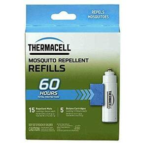 Thermacell Original Mosquito Repellent Refills - 60 Hours