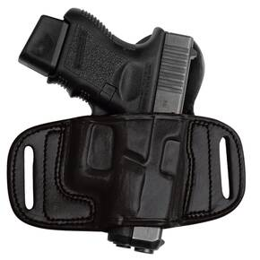 Extra Protection Quick Draw Holster Fits Glock 43 Right Hand Black
