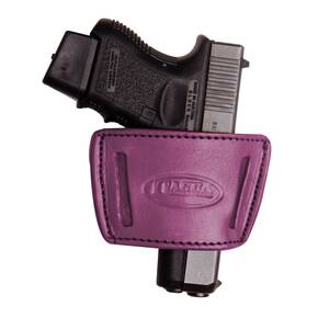 Tagua Inside the Waist Holster, Pink Small