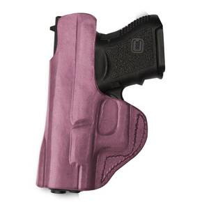 Tagua Pink Thumb Break Inside the Pants Holster FOR GLOCK 26