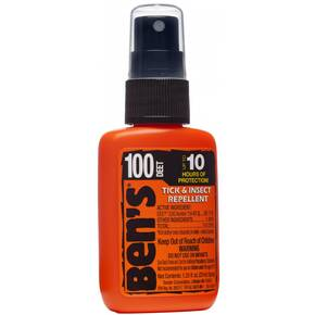 Ready Brands Ben's 100% DEET Pump -1.25 oz.