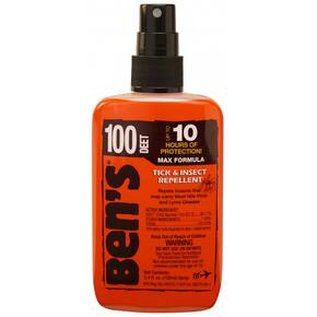 Ready Brands Ben's 100% DEET Pump - 3.4 oz.