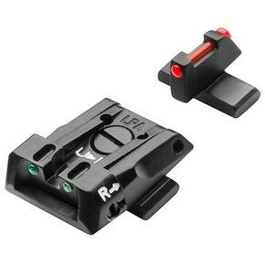 Beretta APX Fiber Optic Adjustable Sight Kit 3-Dot