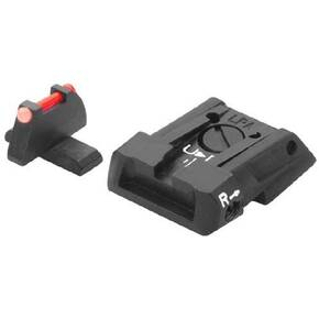 Beretta APX Adjustable Sight Kit - 2-White Dot
