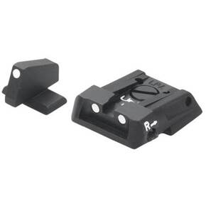 Beretta APX Adjustable Sight Kit - White Dot