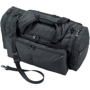 Uncle Mike's Side-Armor Field Equipment Bag - Black