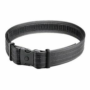 Uncle MIke's 8776-2 Plain Black Ultra Duty Belt XS - 20-24""