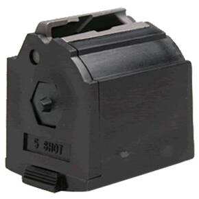 Ruger Rifle Magazine for 10/22 .22LR 5rds Black