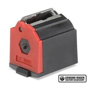Ruger Rifle magazine for 10/22 .22LR 1 rds Black