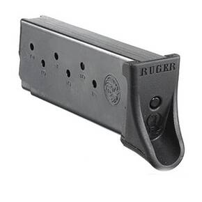 Ruger 2-Pack Handgun Magazine for LC9 & LC9S 9mm Luger 7rds Black
