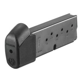 Ruger Extended Handgun Magazine for LC9 9mm Luger 9rds Black