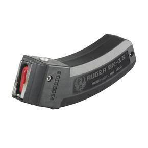 Ruger Rifle Magazine for 10/22 .22LR 15 rds Black