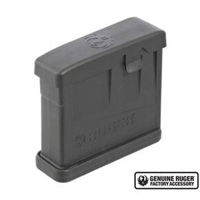 Ruger AI-Style Polymer Magazine for Precision Rifle .308 Win 5 rds Black