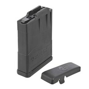 Ruger AI-Style Polymer Magazine for Precision Rifle .308 Win 10 rds Black