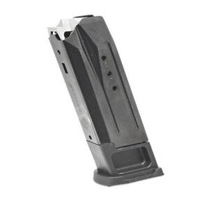 Ruger Security-9 Factory Magazine 9mm Luger - Black Oxide Steel 10/rd