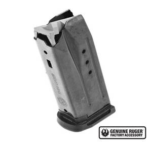 Ruger Security-9 Compact Magazine 9mm Black Oxide Steel 10/rd