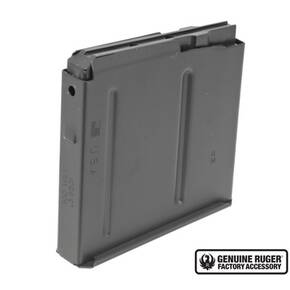 Ruger Precision Rifle Single Stack Magazine .300 Win Mag  Black Nitride 5/rd