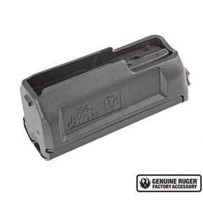 Ruger American Rifle Magazine .308 Multi-caliber 4/rd