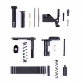 CMC AR-15 / AR-10 Lower Receiver Parts Kit - Less Trigger Assembly