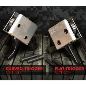 CMC Triggers Drop-In AR-15 Trigger Group Flat 3.5 lb