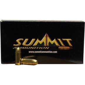 Summit Handgun Ammunition .45 ACP 230gr FMJ 50/ct