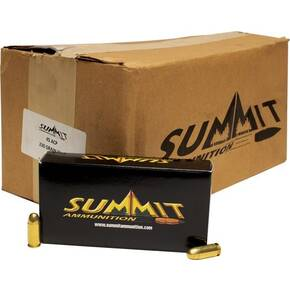 Summit Handgun Ammunition .45 ACP 230gr FMJ 1000/ct