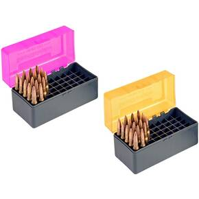 SmartReloader Rifle Ammo Box #4 50/rd