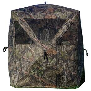 Rhino Blinds R-100 Mossy Oak Break Up Country Blind - 2-Person