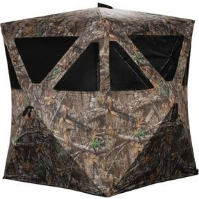 Rhino Blinds R-100 Realtree Edge Blind - 2-Person