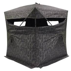 Rhino Blinds R-150 Mossy Oak Bottomland Blind - 2 or 3-Person