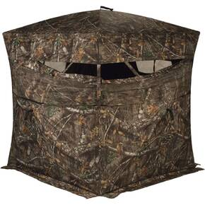 Rhino Blinds R-150 Realtree Edge Blind - 2 or 3-Person
