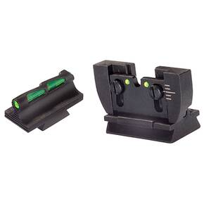 HIVIZ LiteWave Front and Rear Sight Combo for Ruger 10/22 rifles.