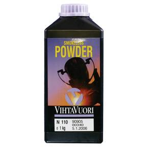 VihtaVouri N110 Smokeless Rifle Powder 1 lbs