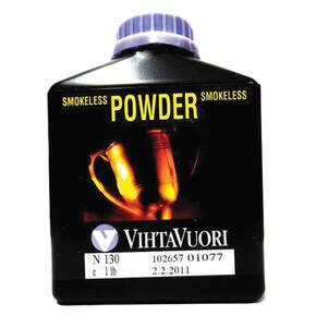 VihtaVouri N130 Smokeless Rifle Powder 1 lbs