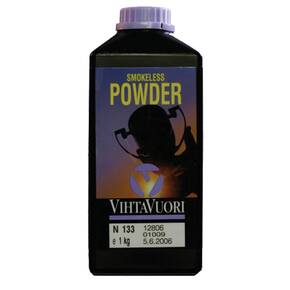 VihtaVouri N133 Smokeless Rifle Powder 8 lbs