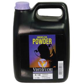 VihtaVouri N140 Smokeless Rifle Powder 8 lbs