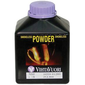 VihtaVouri N160 Smokeless Rifle Powder 1 lbs