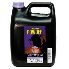 VihtaVouri N320 Smokeless Handgun Powder 4 lbs