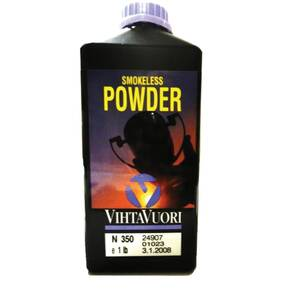 VihtaVouri N350 Smokeless Handgun Powder 1 lbs