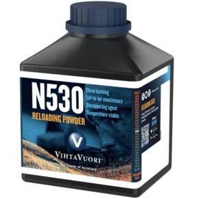 Vihtavouri Powder N530 Rifle Powder - 8lbs