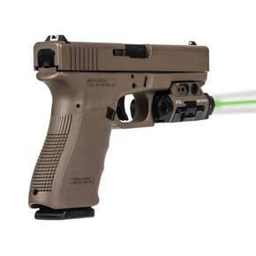Viridian X5L-FDE Gen 3 Universal Mount Green Laser w/ Tactical Light MP Flat Dark Earth