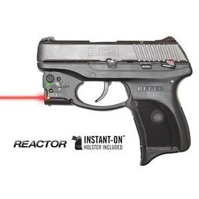 Viridian Elite Red Laser Sight for Ruger LC9/380 includes ERC Instant-On Holster