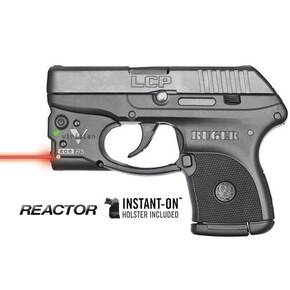 Viridian Reactor 5 Red laser sight for Ruger LCP with ECR & Includes Pocket Holster