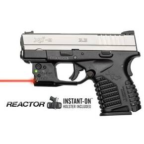 Viridian Reactor 5 Red Laser Sight for Springfield XDS with ECR & Hybrid Belt Holster