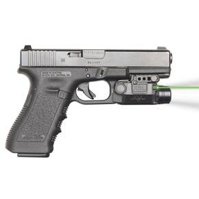 Viridian Universal Mount Green Laser w/ Tactical Light (178/224 Lumens) FDE