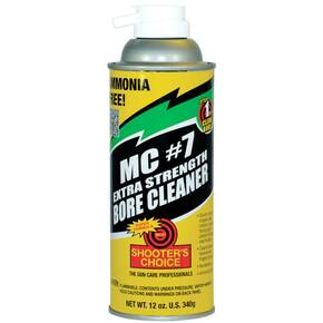 Shooters Choice MC#7 Extra Strength Bore Cleaner 12 oz Aerosol